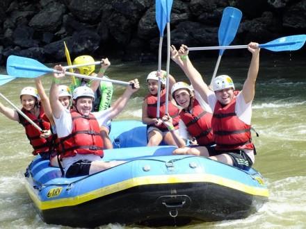 rafting San Gil santander