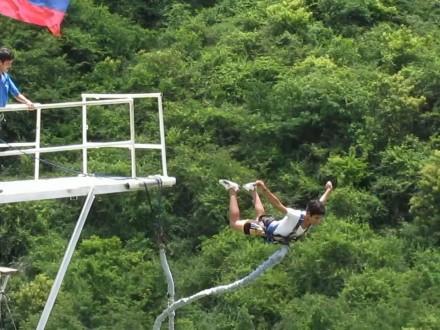 bunge jumping san gil santander colombia