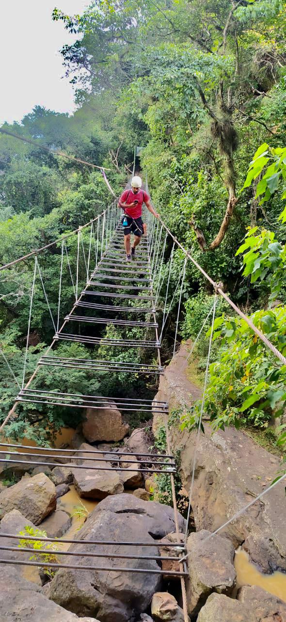 puente colgante san gil
